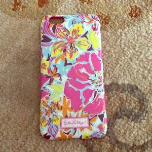 Lilly Pulitzer cell phone iPhone 6 (fits 7)